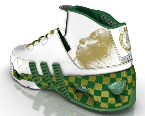 kevin garnett shoes adidas. Kevin Garnett TS Commander
