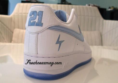 low priced 2e2bd cbae4 LaDainian Tomlinson Air Force 1 - Nikeblog.com