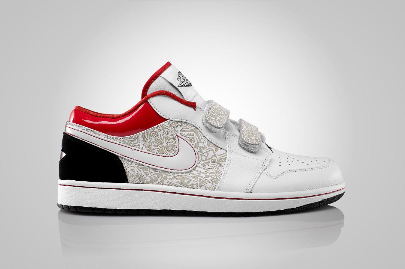 b3ecf4982611 Air Jordan 1 Low Velcro